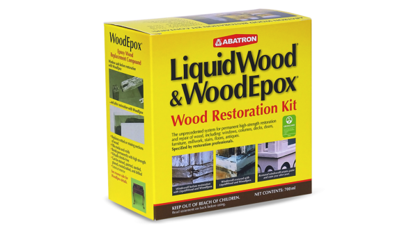 Wood Restoration Kit
